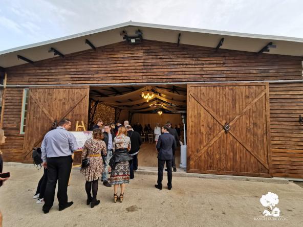 Nova sala Ranch