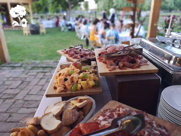 Ranch Kurilovec Zvona catering