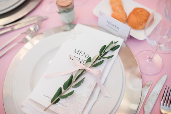 Zvona catering vjenčanja