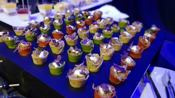 Zvona catering finger food